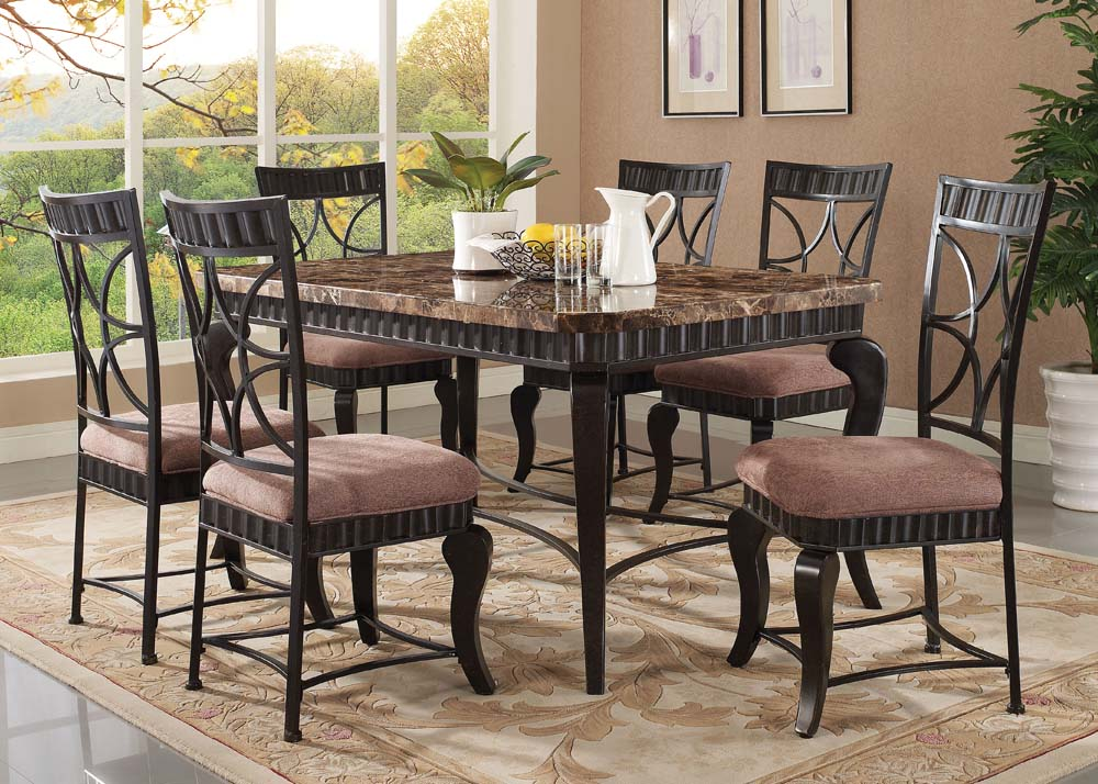 Casual dining adaliz furniture for Casual dining furniture